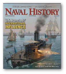 Naval History Magazine - Home at Last