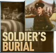 NBC Washington - After 70 Years, WWII Soldier Buried at Quantico